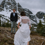 Elopement Wedding Photographers Banff