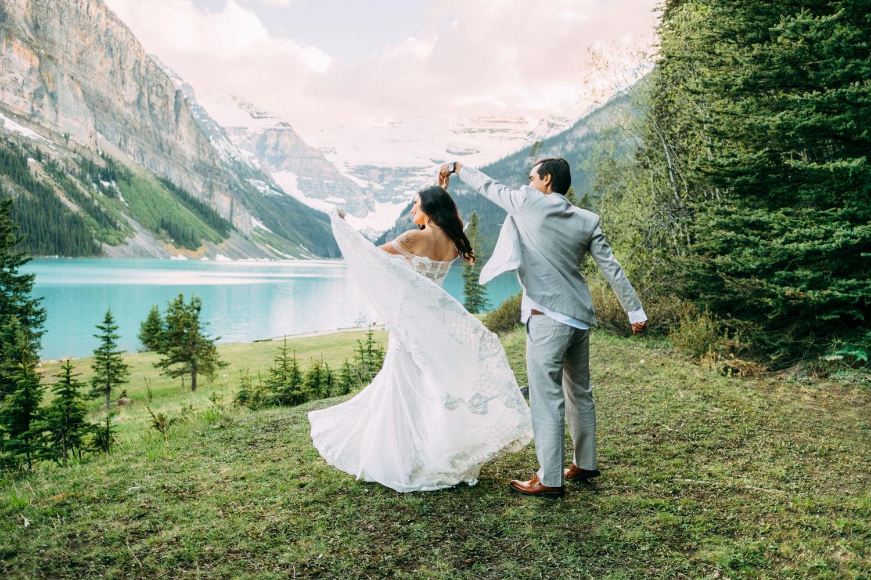Banff Wedding Photographers