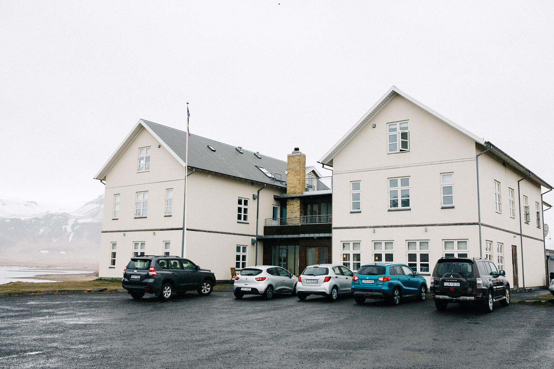 Hotel Budir Iceland Wedding