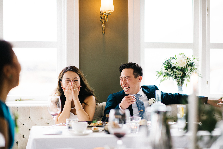 Hotel Budir Iceland Wedding Reception