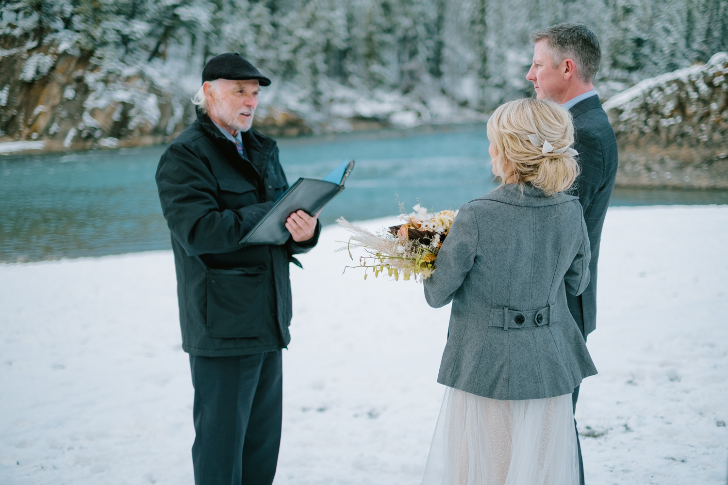 Banff wedding ceremony locations