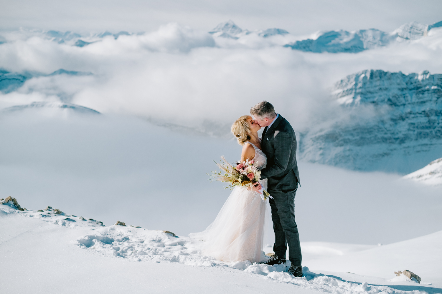 Wedding Photographers Banff